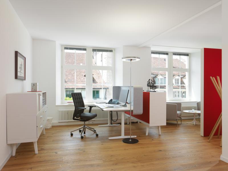 Business-Partner Büro