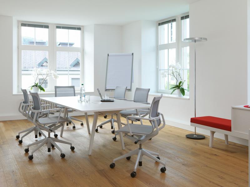 Business-Partner Besprechungsraum