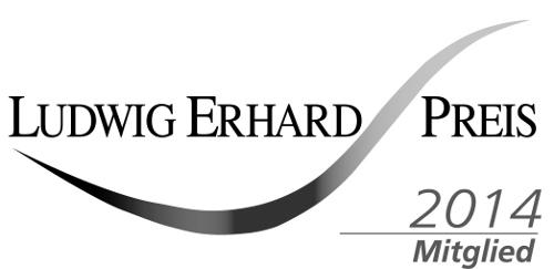 Ludwig Erhard Preis 2014 - Mitglied