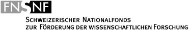 Schweizerischer Nationalfonds SNF